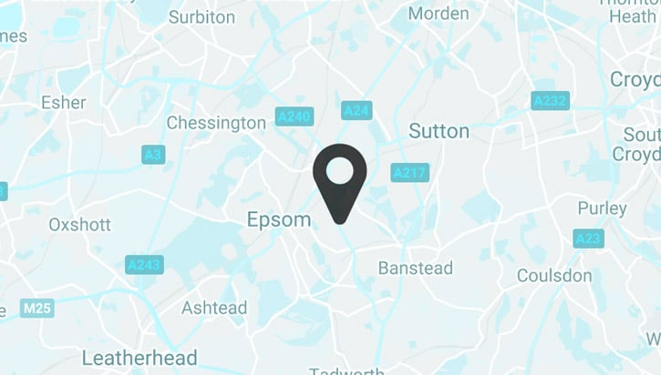 Find us in Epsom
